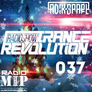Adik Spart - Trance Revolution #037