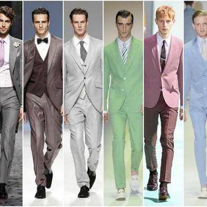 Locuras a La Hora De Vestir En los Hombres.