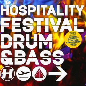 Hospitality Festival Drum & Bass 2011 Mixed by Tomahaw