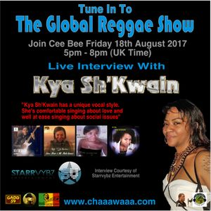 Cee Bee Global Reggae Show 059 18-08-2017
