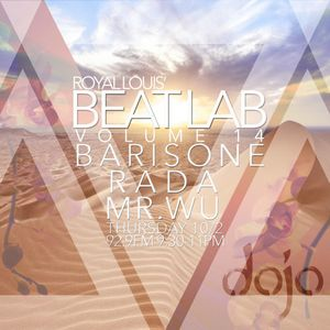 Beat Lab Radio Vol 14 - Mr. Wu