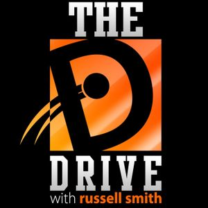 The Drive PODCAST: Tuesday August 23, 2016