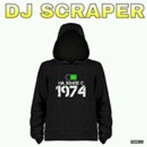 DJ SCRAPER - Special October 2015 Dedicated To My Mother Mix