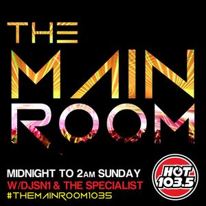 The Main Room EDM Show August 30th 2015 HR2