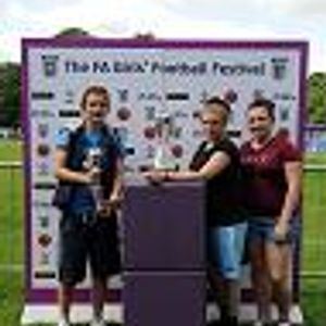 FA Girls Festival At The Wythenshawe Games Interview