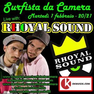 17a puntata - Rhoyal Sound @ Surfista da Camera