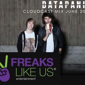 Freaks Like Us Sessions with DATAPANIC