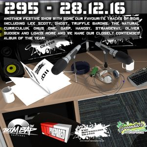 The Bottomless Crates Radio Show 295 - 28/12/16
