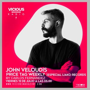Price Tag Weekly   Liako Records Special (2019.12.07) @ Vicious Radio w/ John Veloudis