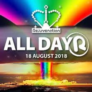 Carl Cameron PIANOMAN DJ SET (Rejuvenation All Dayer 2017).