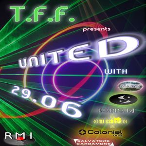 Dj Gsonar-T.F.F. presents United episode 003 half hour set