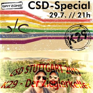 Gayzone CSD 2017