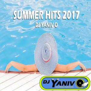 Dj Yaniv O - Summer Hits 2017