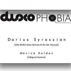 Monica Soldan with Darius Syrossian @ Discophobia  London
