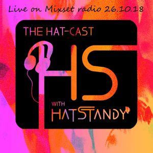 Hat-cast live on Mixset radio 26.10.18
