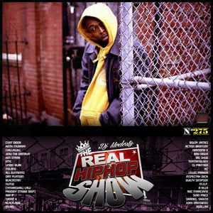 DJ MODESTY - THE REAL HIP HOP SHOW N°275