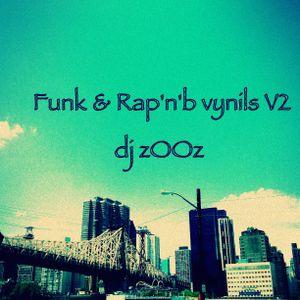 funk rap'n'b vynils V2