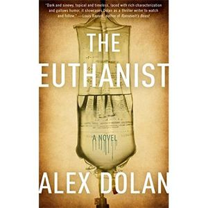 Author Alex Dolan on writing literary suspense on Authors on the Air  LIVE!