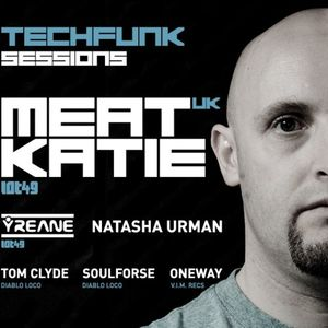 SoulForse @ Jet Set Club, Tech-Funk Session's ft. MEAT KATIE (UK) 16.03.2013