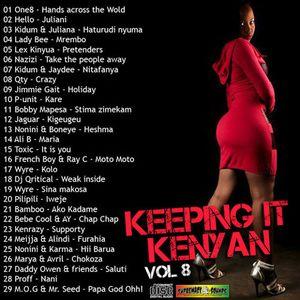 Keeping it kenyan vol 8