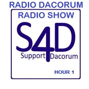 Support4Dacorum Volunteer Centre Dacorum show with Nadine H1 03/07/2017 2pm
