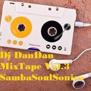 MixTape Vol 03 - SambaSoulSonico