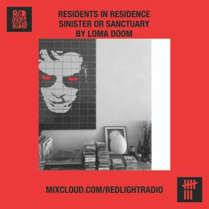 Residents in Residence: Sinister or Sanctuary by Loma Doom 06-25-2020