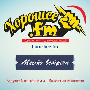 Алёна Андерс, Horoshee FM, Валентин Малюгов - Место встречи (Интервью)