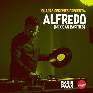 Guapas Sesiones presenta: Alfredo. Radio Paax