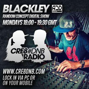 BLACKLEY_CRE8DNB_RCD_EP423