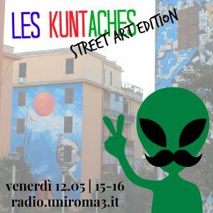 Le Kuntaches, 12/5/17 - La Street Art a Roma