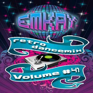 Retro Dance mix Volume #41