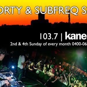 KFMP: The SUBFREQ & DRTY Show 13/05/2012