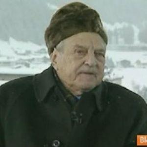 Miért van hideg Soros Györgynél?