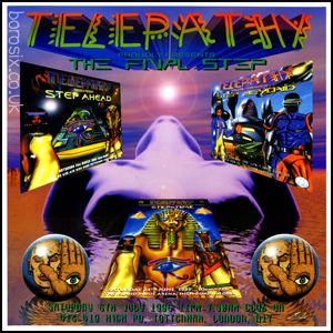 Brockie & Randall w/  MC Det & Stevie Hyper D - Telepathy - Final Step - Club UN - 6.7.96