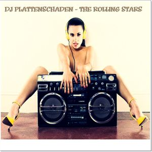 The Rolling Stars - Tech House Set - Mixed - By - DJ Plattenschaden
