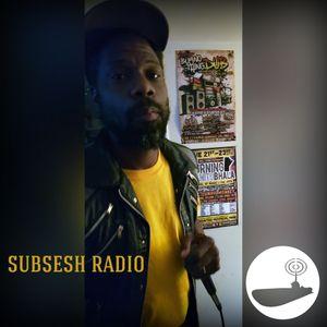 Theo Tzu - 28 Apr 2019 - Subsesh Radio - Sub FM