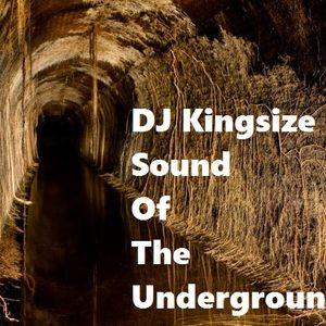 DJ Kingsize - Sound Of The Underground - Vol 1