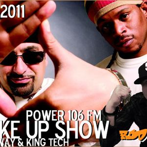 Rod Roc - Timeless Wake-Up Show Promo w/ Sway & King Tech