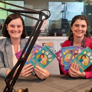 By the Book Episode 86 Junior Readers from Ella Shine - Collaborators Cecily Paterson & Penny Reeve