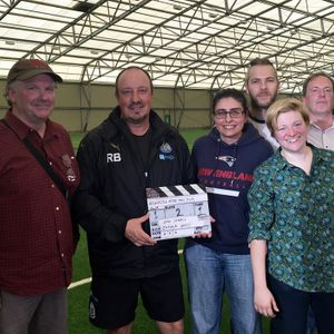 Northsport - An interview with Newcastle United Fan film producer Zahra Zomorrodian