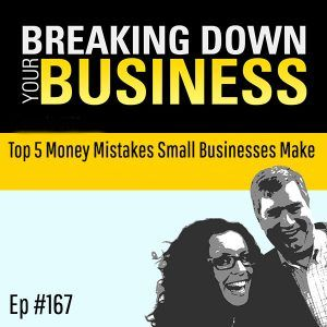 Top 5 Money Mistakes Small Businesses Make w/ Ali Mirza