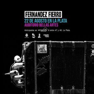 La Orquesta típica Fernández Fierro presenta en el Auditorio de Bellas Artes (Diag. 78 y Pza. Rocha,