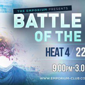 Dj DisorderLee .. Emporium Battle Of The Dj's Comp Mix Heat 4
