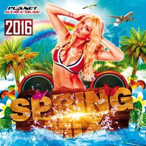 Spring Mix 2016 Continuous Dj Mix