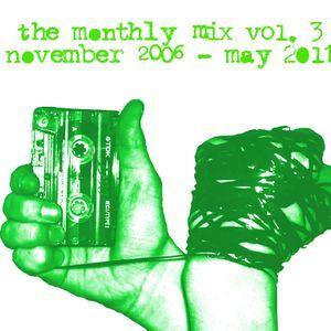 Monthly Mix #8 - November 2006