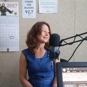 28.07.2017 oli Suvehommiku külaliseks Eveli Loorents