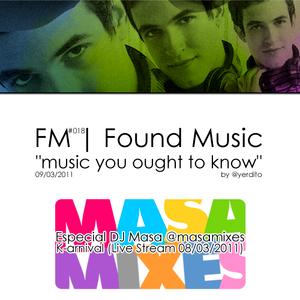FM   Found Music #018