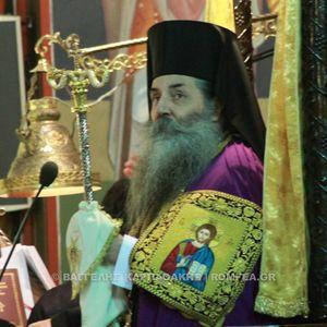 Κήρυγμα Σεβ. Μητροπολίτη Πειραιώς κ. Σεραφείμ στην Ευαγγελίστρια Πειραιώς