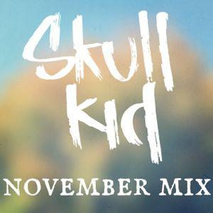 Skull Kid November 2013 Mix